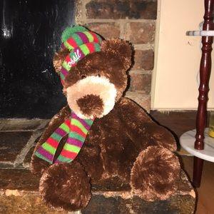Fossil Teddy Bear